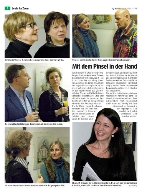 Vernissage-Annemarie-Ornauer in
