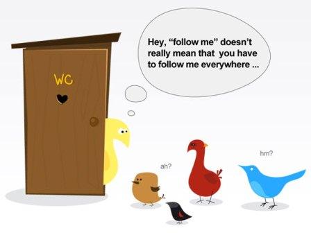 Social Media Twitter in