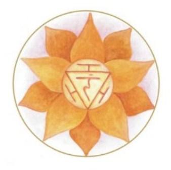 Nabelchakra Solarplexus in