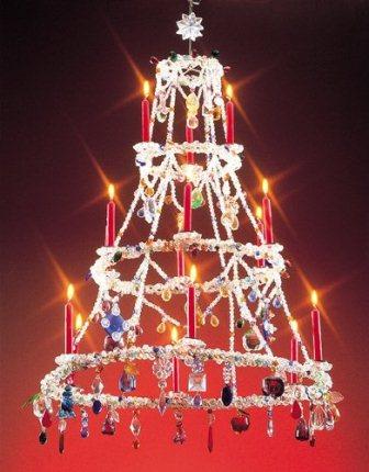 Weihnachten Licht Lobmeyr in