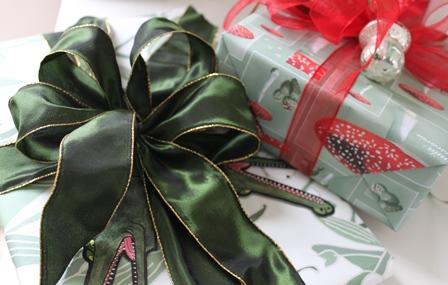 Weihnachtsgeschenke in