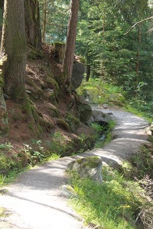 Weg Finden Tirol in