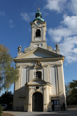 Bergkirche Rodaun in 