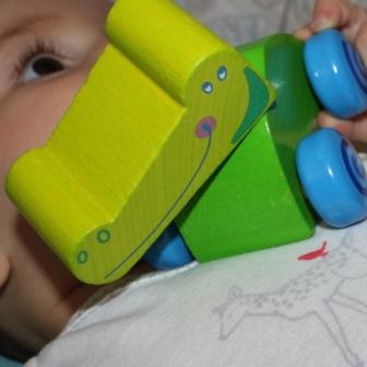 Geburtstag Baby Freude1 in Geborgenheit