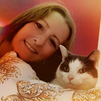 Tanja Hansen betreut mit Herz Katzen im Saarland